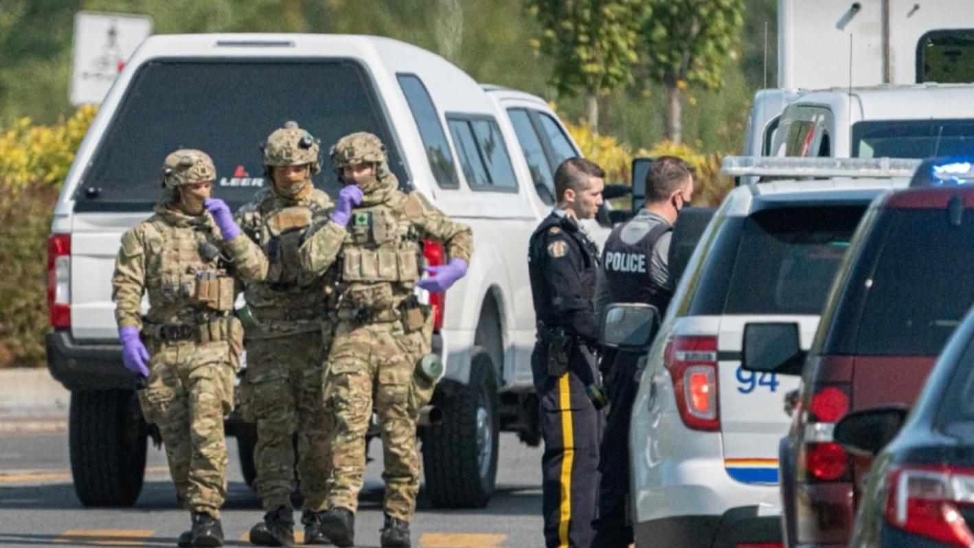 加拿大警方在蒙特利尔逮捕一名涉嫌向美国白宫寄送蓖麻毒素信件的妇女