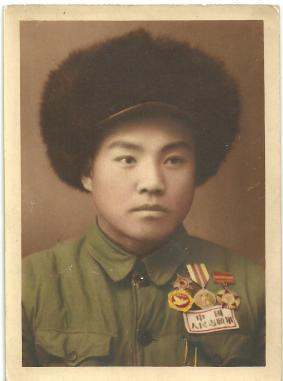 志愿军高射炮兵李维波:三年几乎没离开过自己的炮位