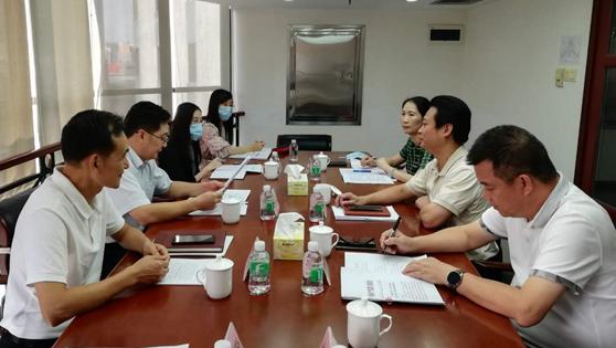 广东省委副秘书长张劲松已任省商务厅党组书记、自贸办主任图片