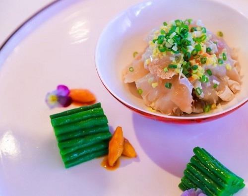 在上海品地道瓯菜 温州美食香飘上海旅游节长三角餐桌