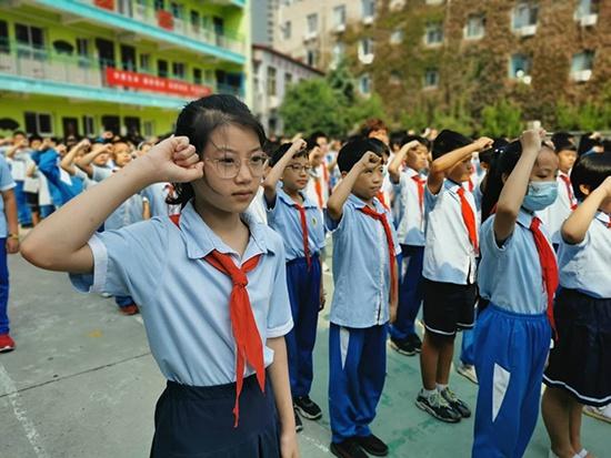 邯郸市复兴区中小学节俭教育活动丰富多彩