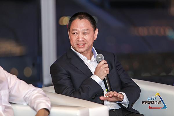 李明焱:传承情怀 创新产品 提升品牌价值
