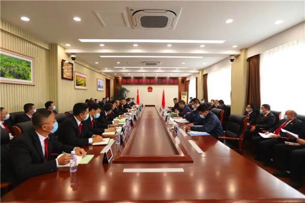 黑龙江省高院督导组莅临佳木斯中院督导检查执行工作