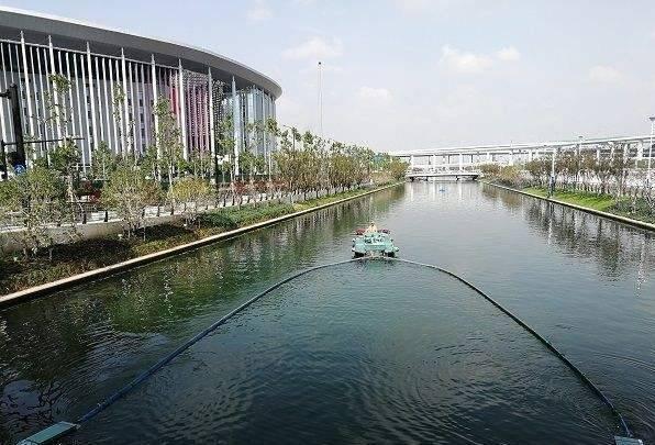 保障两节、服务进博,闵行区强化水环境质量安全
