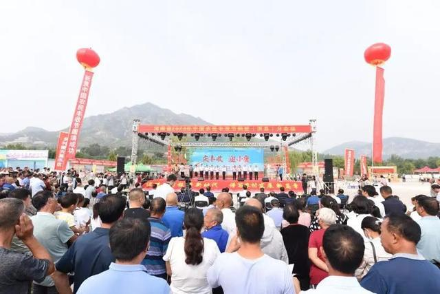 """河南日报报道鹤壁祁县丰收节:快乐""""枫泾""""忆农事"""