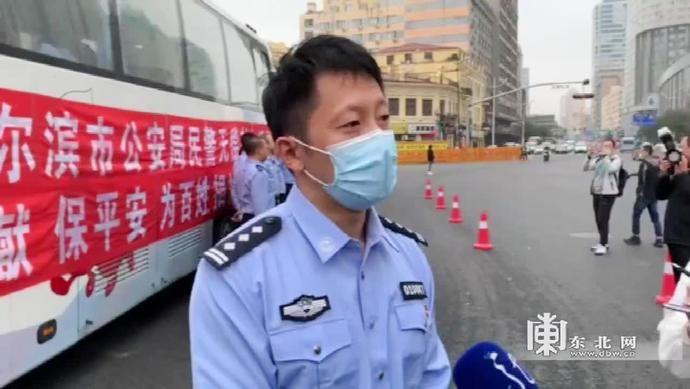 无偿献血!哈尔滨1700名民警、辅警用滚滚热血彰显铁警柔情