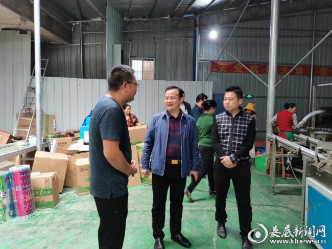白马镇:扎实开展安全生产检查 严格落实企业主体责任