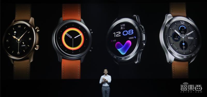 vivo首款智能手表来了!也有血氧饱和度监测,一次充电18天续航