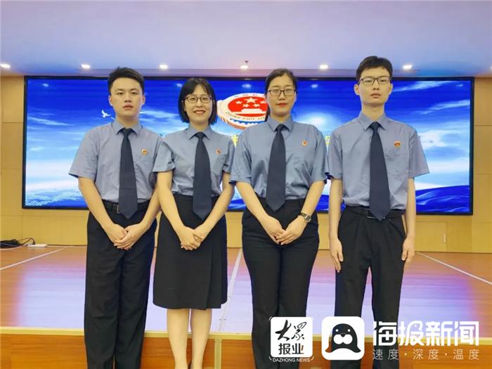 2名标兵、2名能手!菏泽市检察院在全省案管业务竞赛中创佳绩