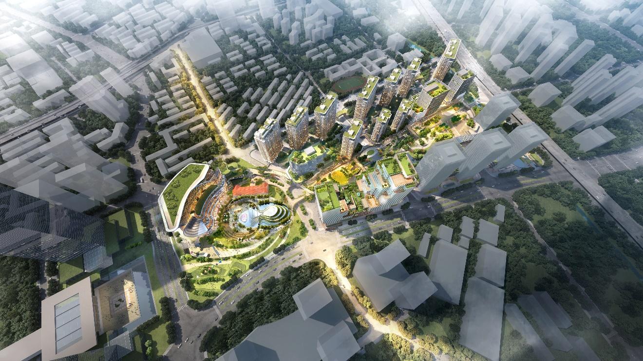 郑志刚凝聚国际顶级建筑师坂茂及奥雷·舍人打造杭州全新文化艺术地标