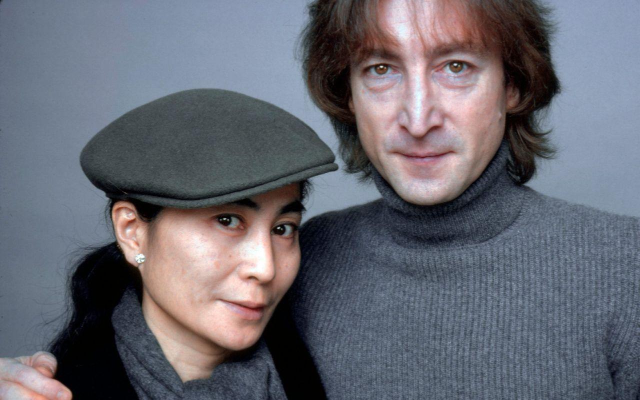 枪杀约翰·列侬40年后凶手道歉,小野洋子拒不接受:眼镜上的血迹至今未擦!