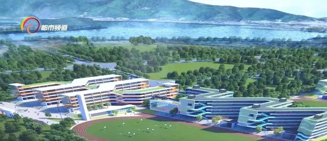 好消息!明年6月昆明这个片区将新增一所中学,计划设初高中39个班!