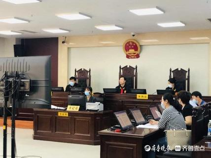 烟台芝罘区法院院长公开审理一起抢劫案