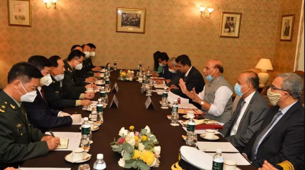 中印两军举行第六轮军长级会谈最新情况 印方要求中方军队必须退出当前所有对峙点  外交部回应:两国保持密切沟通