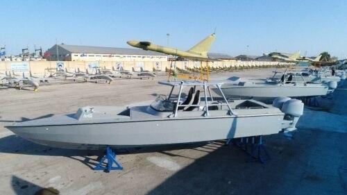 伊朗伊斯兰革命卫队海军接收188架飞行设备