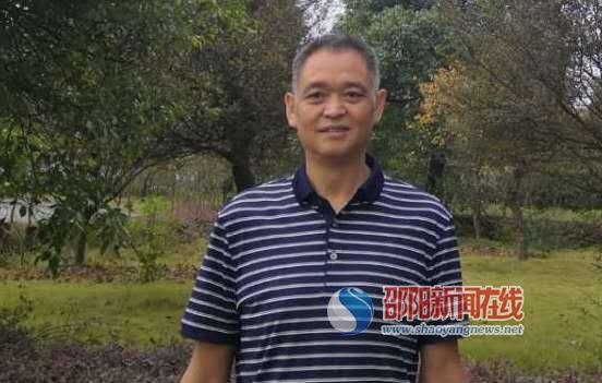 邓子平:巫水源头的贫困阻击战