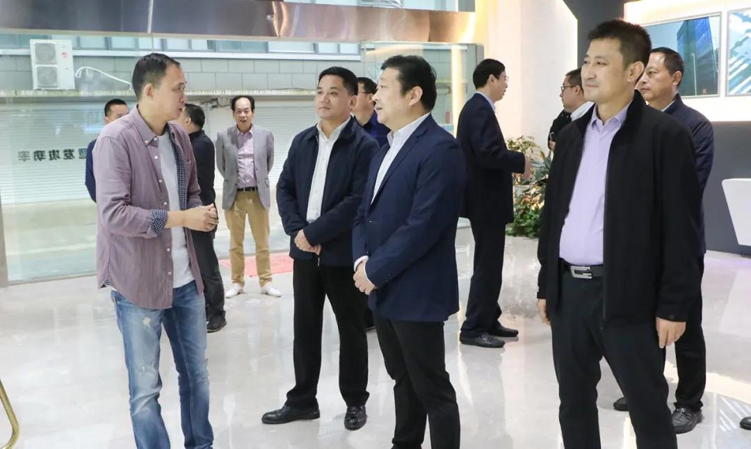 程文来德兴市调研指导企业环境保护工作 郭峰陪同