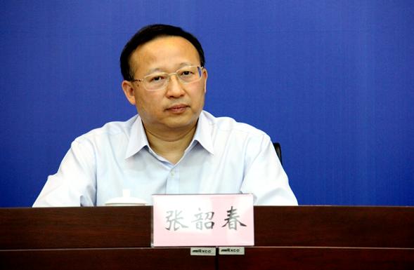 内蒙古自治区党委常委、秘书长张韶春,再有新职图片