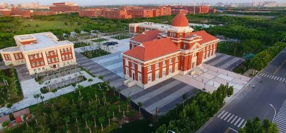 南开大学(图源:南开大学官方微博)