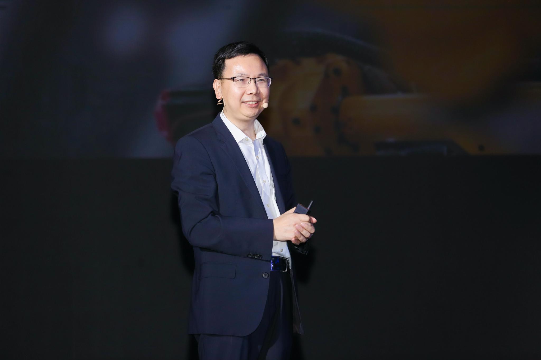 华为杨超斌:全球70%以上5G用户在中国 未来5G会演进到5.5G