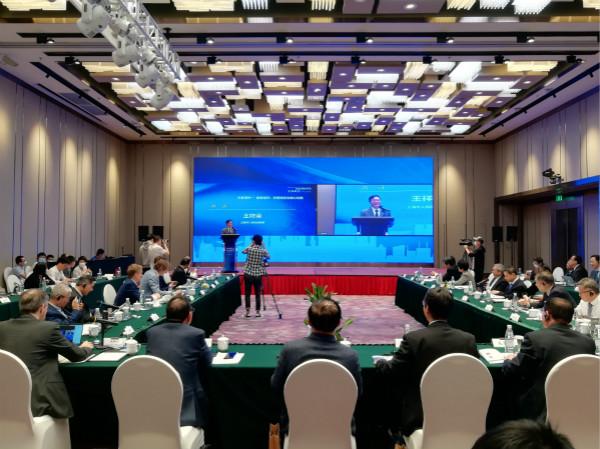 上海市政府参事与德国专家共话面向全球面向未来的宜居城市
