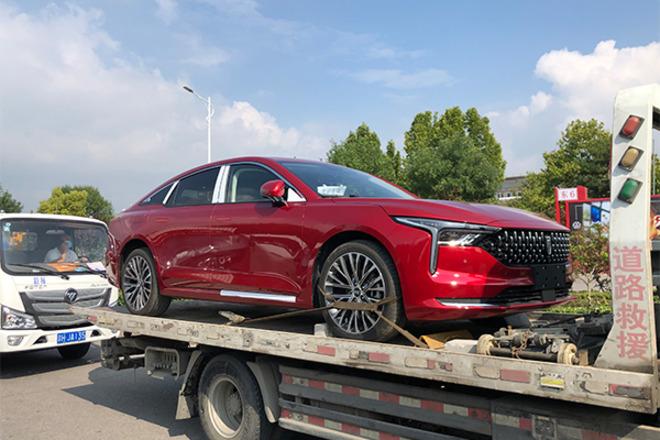2020北京车展探馆:全新第三代奔腾B70