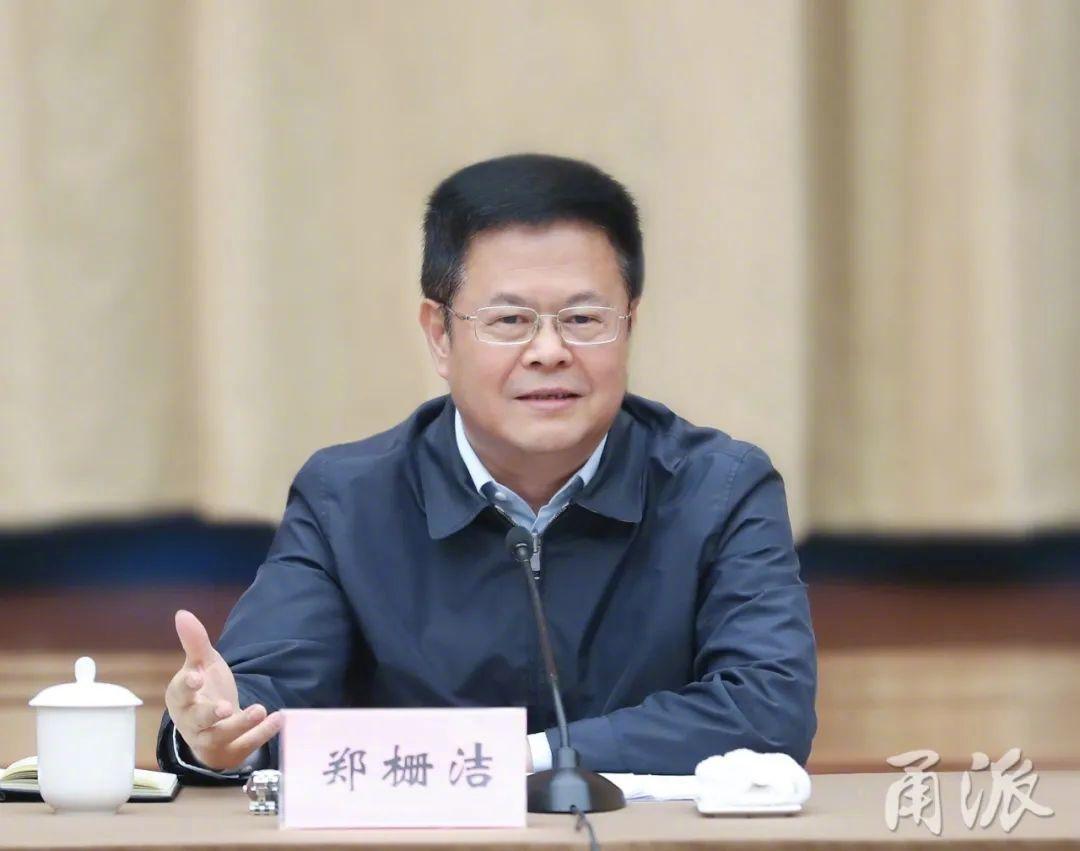 浙江省副省长、代省长郑栅洁补选为全国人大代表