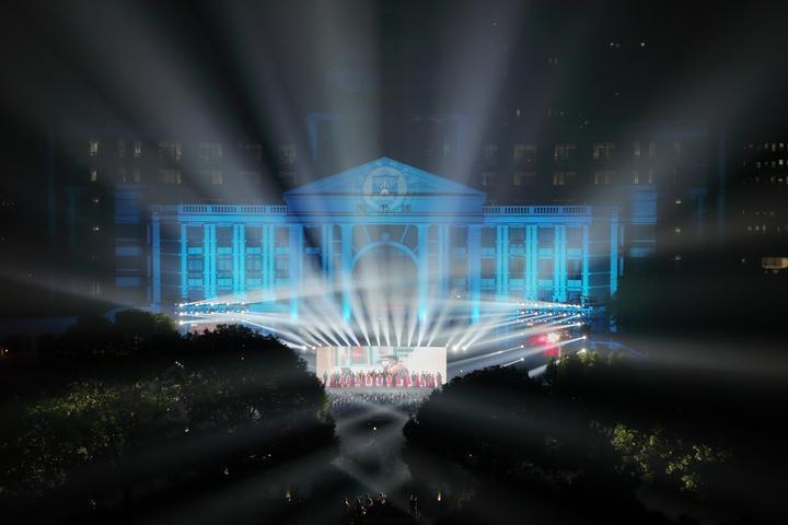 温州医科大学举行2020级新生开学典礼