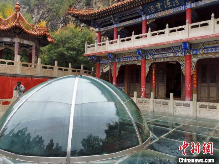 山西忻州:生态修复助力脱贫攻坚图片