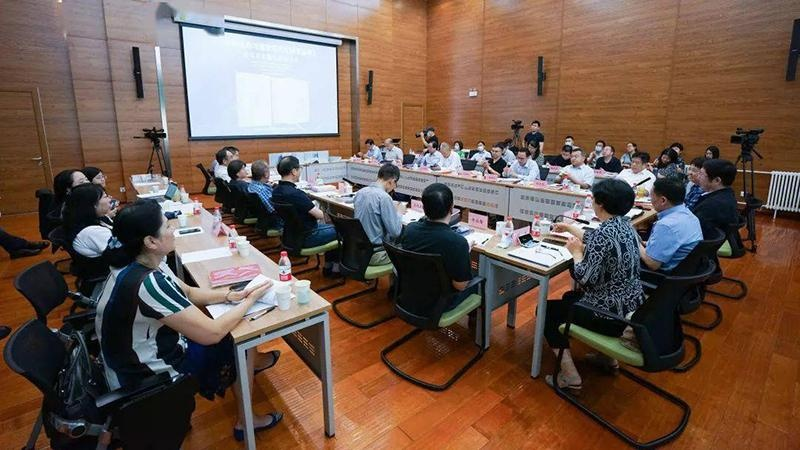 科技革命与国家现代化研究丛书座谈会举行