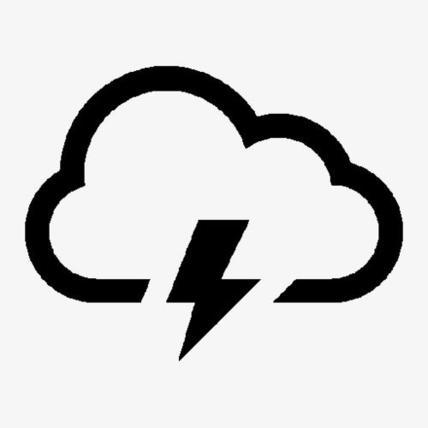 威海文登发布雷电黄色预警,局部伴有短时强降水或冰雹