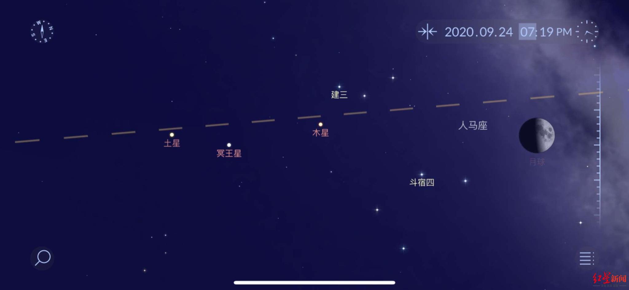 肉眼可见:土木双星伴月将连续上演 四川进入阴雨模式恐无缘观赏