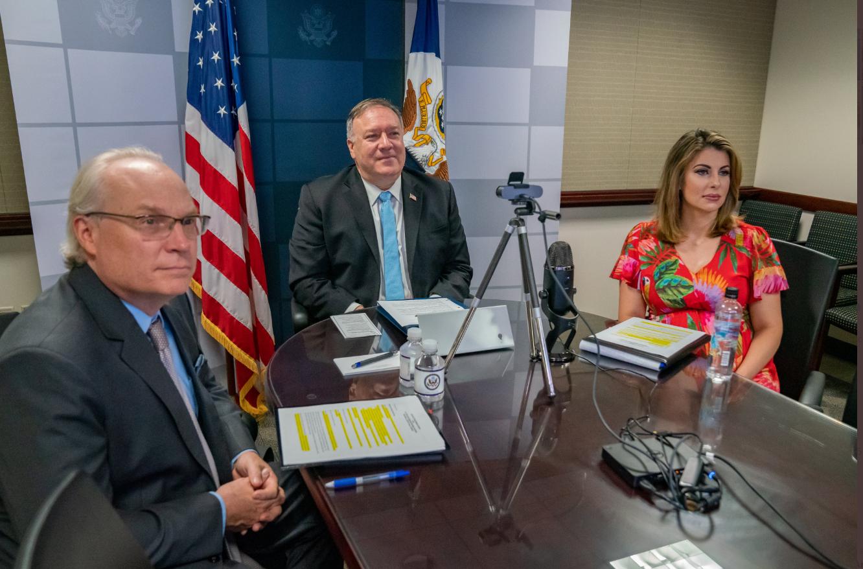 俄驻美大使馆:美国要抗击的是新冠而不是俄罗斯疫苗