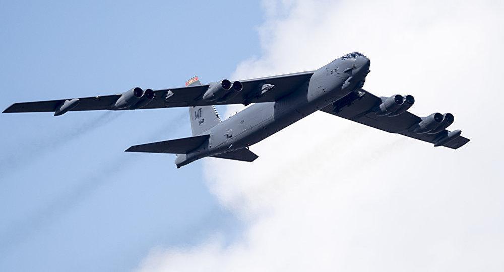 美军2架轰炸机进入黑海,俄军2架苏-27升空拦截