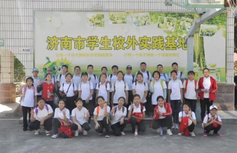 校外实践收获满满!东方双语六年级同学在参观拓展活动中共享欢乐
