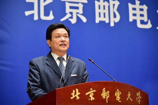 北京邮电大学校长乔建永:希望寄托在你们身上