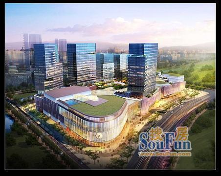 2020年9月杭州市申花商圈写字楼市场租赁情况