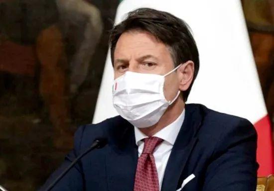 """意大利总理孔特:支持并欢迎""""移民与庇护新公约"""""""