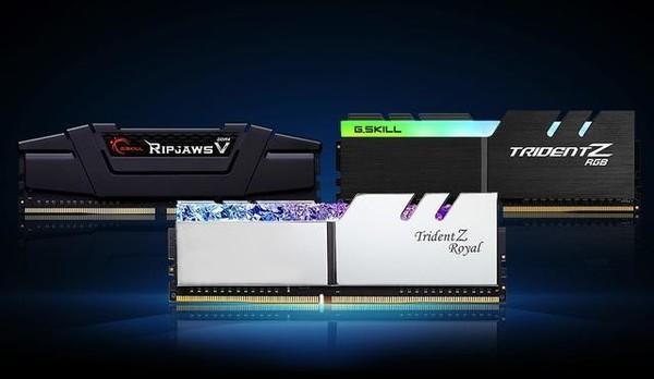 芝奇推出高速16GB内存套装 频率突破至4400MHz!