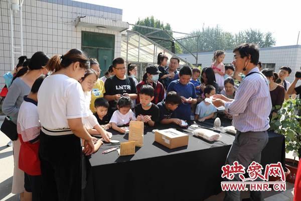 庆祝农民丰收节 中国农业科学院棉花研究所举办棉花种质资源科普开发日活动