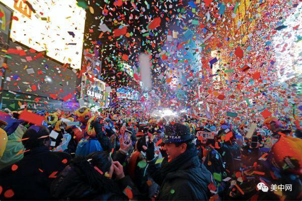 114年来首次!纽约时报广场跨年活动今年不一样,不许人群到现场