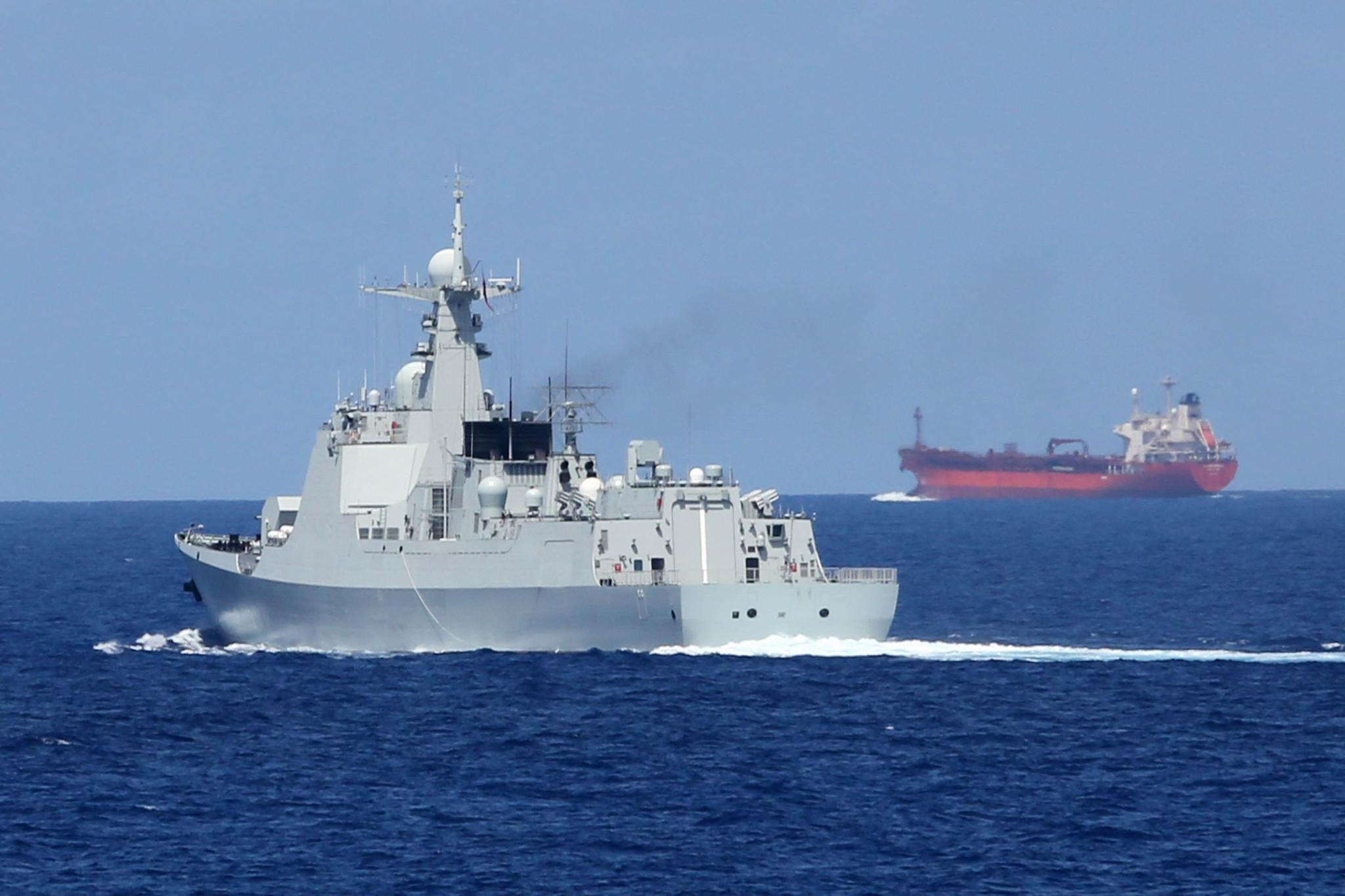 亚丁湾护航,历史的见证——写在中国海军第35批编队亚丁湾护航结束之际