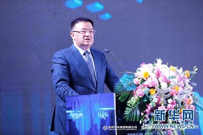 东风与即联即用中国在汉成立产业创新平台 瞄准跨界融合技术
