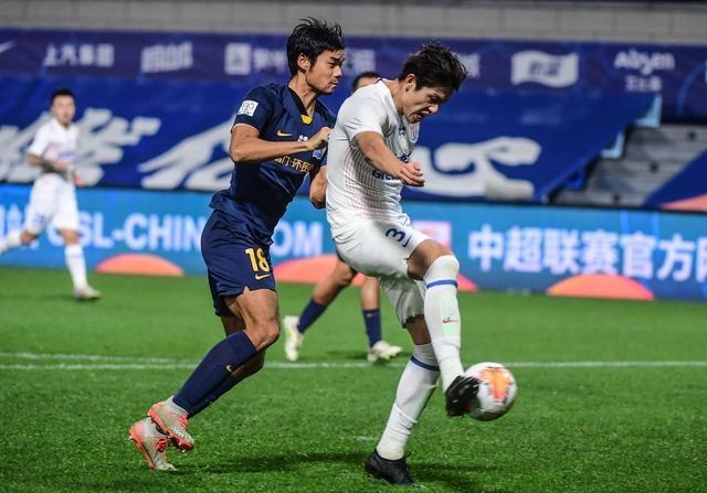 足球|中超:上海绿地申花胜广州富力
