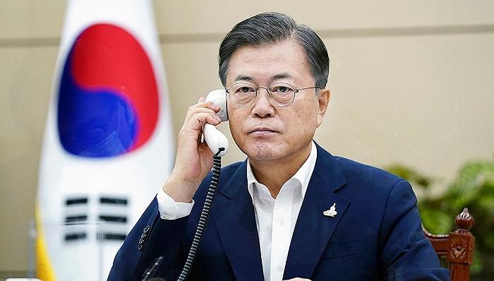 韩日首脑时隔9个月首次通话,分歧未解决