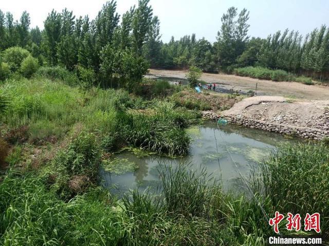 河北峰峰矿区:碎牛河的变迁