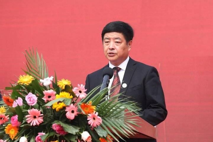 滨州市人民医院隆重举行挂牌揭牌仪式及建院70周年庆典