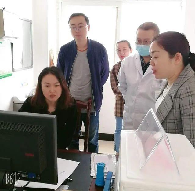 永州市疾控中心到东安、祁阳开展传染病报告质量和管理现状督导