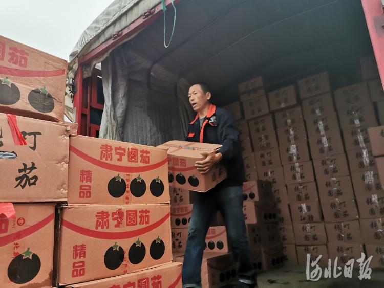 河北新发地市场:确保双节供应 让京津冀菜篮子货足价稳放心