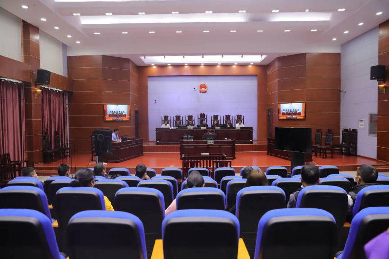 云南贡山县人民法院公开开庭审理了非法狩猎罪暨刑事附带民事公益诉讼一案
